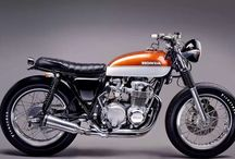 Honda CB Ideas / Inspiration for my CB500 rebuild project