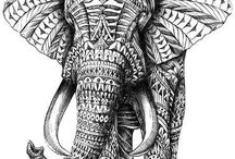 ART - Zentangles / Believe it or not, but I had not heard of the art of Zentangle until today! I am now looking forward to attempting art 'tangling for myself! This board features some of the beautiful artworks that I have found...