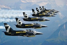Breitling Jet Team / For the first time ever the Oregon International Air Show is featuring the Breitling Jet Team in 2016!