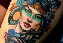 Tattoo - Women