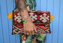 Berber clutch