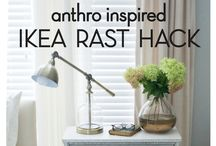 IKEA Rast Dresser Hack - kommode