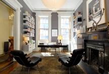 dior gray (charcoal gray) interiors. / by brettVdesign - interior designer + blogger