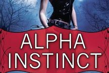 Paranormal Romance / Taking alpha males and females to another level.