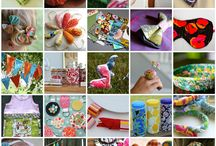 sewing patterns, tutorials and instructions / sewing patterns for babies, sewing patterns for the home, sewing patterns for women