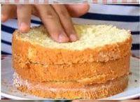 Receitas bolos