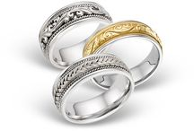 Jewelery for Brides, Grooms, Wedding and Engagement / A stunning range of wedding rings, engagement rings, and bridesmaid jewelry to add quality sparkle to your perfect wedding and marriage!