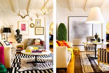 Eclectic style / Imagination and unexpected contrast are characteristics of this style.