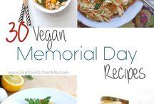 Vegan Memorial Day