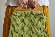 Kabelky pletené