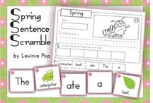 Grade One  / by Bethany Devoe