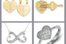 Jewelry - Hearts / 0