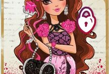 Ever After High / by Stacey Michelle &