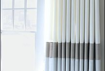 Curtains and window dressings