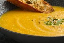 Soups / by Merissa Didrickson