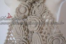 Winter crochet assesories