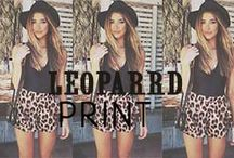 Leopard Print  / How to rock Leopard print in a fashion forward manner. http://www.missesdressy.com/blog/leopard-print-the-new-neutral.html