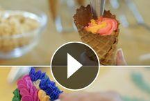 Cake tutorials