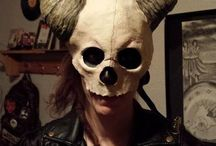 Calne Ca mask