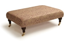 chairs and footstools