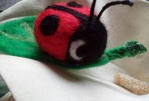 ladybird ladybug brooch