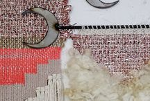 textiles and weaving / by Jane Campbell