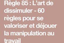 60 règles