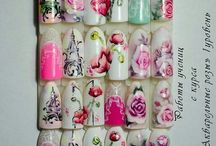 Ногтевой дизайн / Нейл-арт, дизайн ногтей
