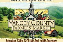 Yancey County / Burnsville / Mount Mitchell Area - North Carolina