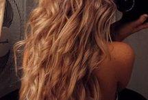hair / by Lauren Locke