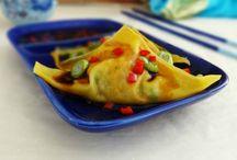 Asian cuisine / Asian food