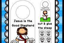 jesus er hyrde og rådgiver