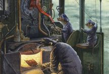 Chris Dunn / Illustrations