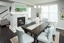 Fireplaces / by Parade of Homes TC