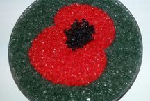 SureSet Poppy / To mark the 100th Anniversary of the end of the First World War we have created a number of limited edition SureSet poppies to raise funds for the Royal British Legion.  Each SureSet poppy sample is unique, having been individually handmade by our skilled Installation Team, and for every poppy sample you request we will donate £1 to the Royal British Legion.