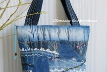 Ručne vyrábané tašky