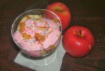 Fagylaltok - Pudingok / Fagylaltok - Pudingok