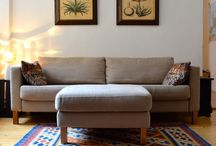 Modern wall - botanical