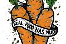 Be vegan or vege