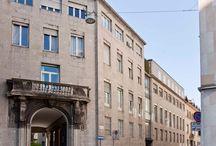 I NOSTRI SUCCESSI - Quadrilocale di charme / Milano, Piazza Borromeo, Via Sant'Orsola 1. In stabile signorile anni '50, elegante appartamento di quattro locali di circa 145 mq recentemente ristrutturato, molto luminoso e silenzioso.