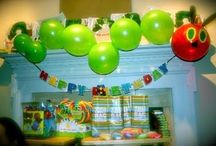 Party Ideas / by Nicky Thornton
