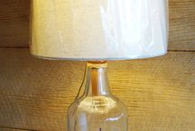 Holly Go-LIGHT-ly / I like light. Specifically, I like lamps. And lampshades. They not only provide an important function but add to a room's decor, character, and even help give it personality.
