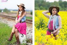 Fashion - boho and country