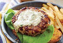 Burger Recipes / Burger Recipes