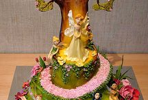 Cakes - Tinkerbell & fairies