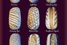 надрезы Хлеб