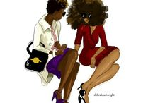 { My Black Is Boss } / Beautiful Blackness