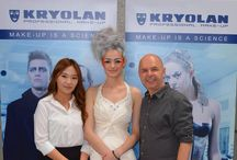Kryolan Presentations / A look into our global make-up presentations, workshops & seminars. #MakeupIsAScience
