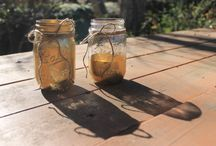 Twine and Dandy / Featuring handcrafted mason jars by Twine and Dandy on Etsy!  https://www.etsy.com/shop/TwineandDandy
