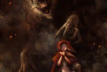 Elfenmärchen | Red Riding Hood / Red Riding Hood / by Jenny Peters